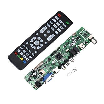 Amazon com: Gotd V59 Universal LCD TV Controller Driver