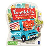 Educational Insights Frankie's Food Truck Fiasco Game - Shape Matching Game