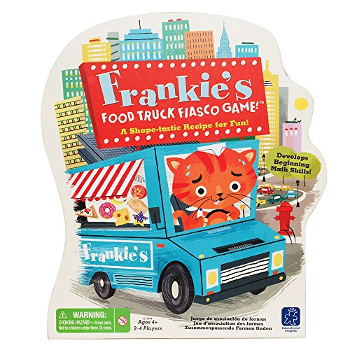 Educational Insights Frankies Truck Fiasco product image