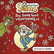 Das Sams feiert Weihnachten Hörbuch von Paul Maar Gesprochen von: Andreas Fröhlich