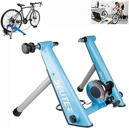 Yajun Bicicleta Magnética Rodillo Entrenamiento Ejercicio En ...