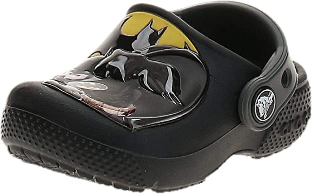 Crocs Kids' Fun Lab Batman Clog
