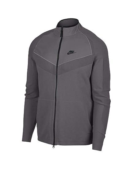 Gunsm Accesorios Sportswear Y Cazadora Nike Knit Ropa Gris Tech Hombre Amazon es qRBIwPx