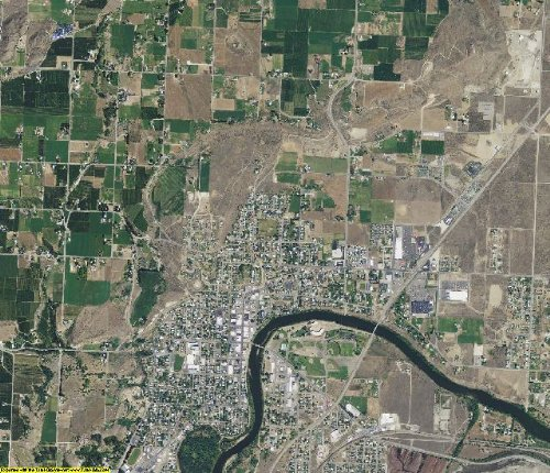 Okanogan County Washington Aerial Photography on DVD by Image Trader (Image #2)