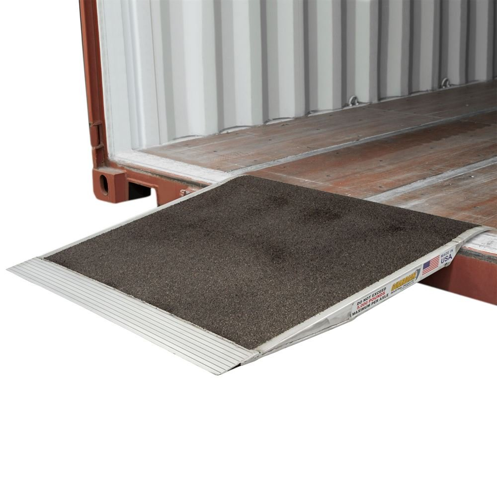 Pallet Jack Shipping Container Ramp 36'' x 36''