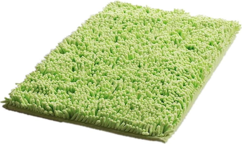 16 x 24, Light Grey Eanpet Chenille Bath Mat Non-Slip Microfiber Floor Mat Baby Bath Mat for Kids Ultra Soft Washable Bathroom Dry Fast Water Absorbent Shower Mat Area Rugs