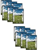 "Mainstays... Basic Poster Frame 18"" x 24"" Black Set of 12, Buy More! Save More!"