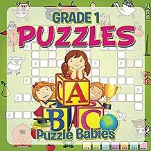 Grade 1 Puzzles: Puzzle Babies (Puzzles For Kids) (Kid Puzzles Series)