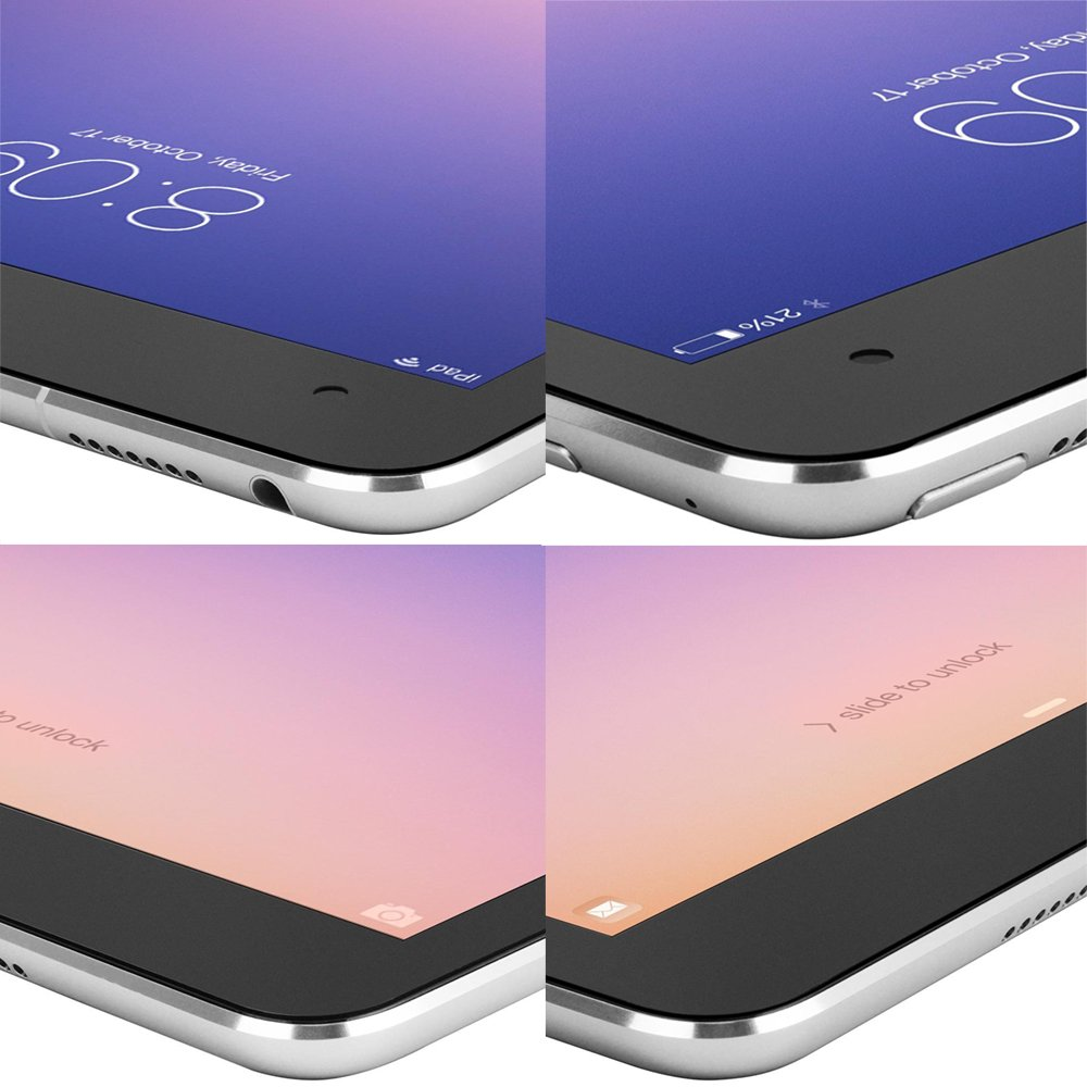 iVoler Pellicola Vetro Temperato per iPad 9.7 Pollici 2018 iPad PRO 9.7 Pollici 2016 iPad Air//iPad Air 2 Protezione per Schermo iPad 9.7 Pollici 2017 Pellicola Protettiva