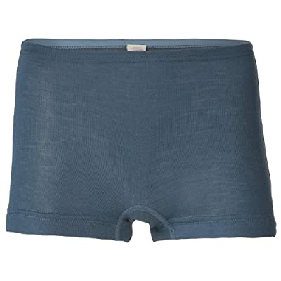 Women's Thermal Underwear: Moisture Wicking Merino Wool Silk Boy Shorts at Women's Clothing store