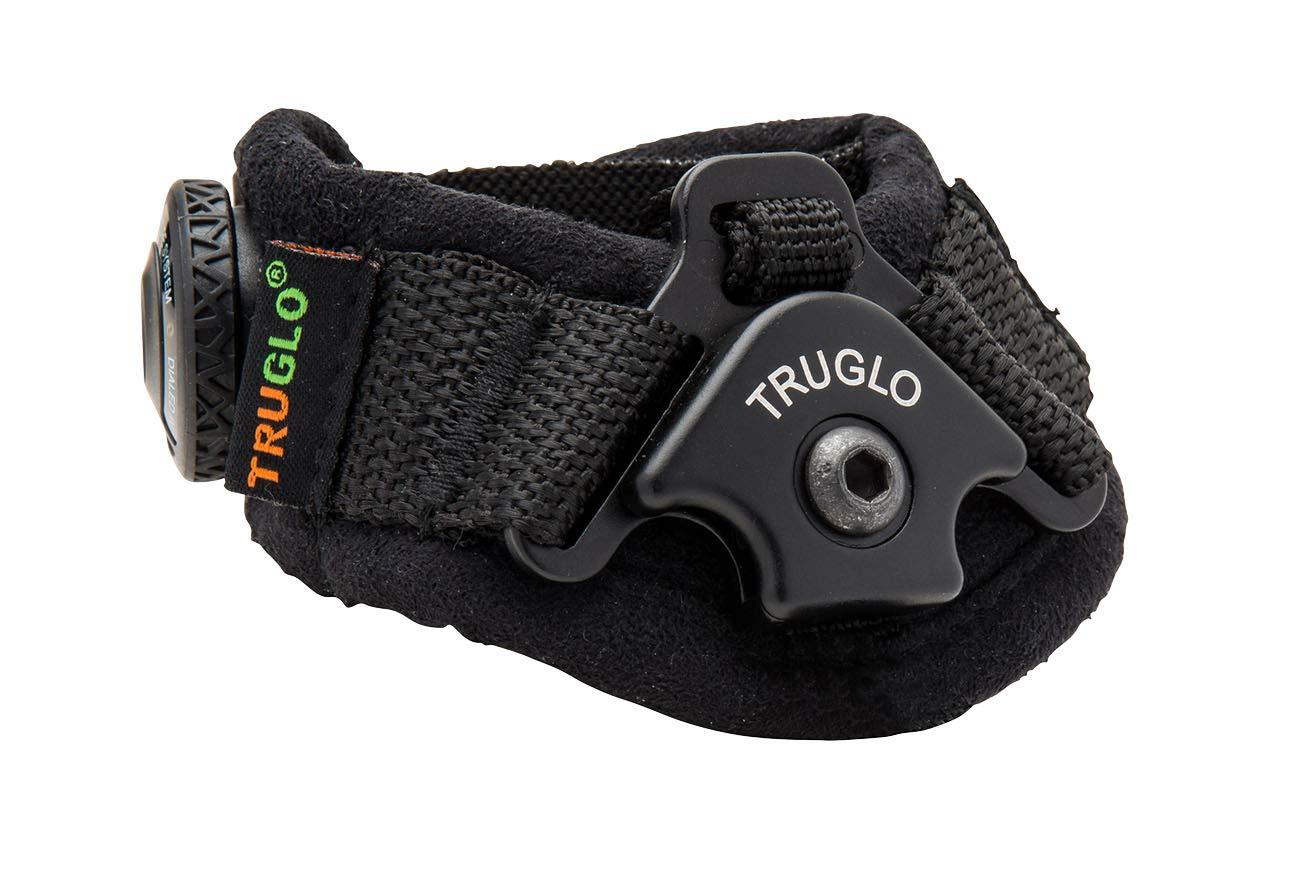 TRUGLO TRU-FIT UNIVERSAL Replacement Release Strap, Black BOA Strap