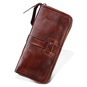 Cartera bloqueadora RFID Billetera para Hombre, Monedero ...