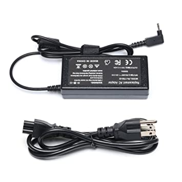Amazon.com: Reparo 19 V 3,42 a AC Adapter – Cargador para ...