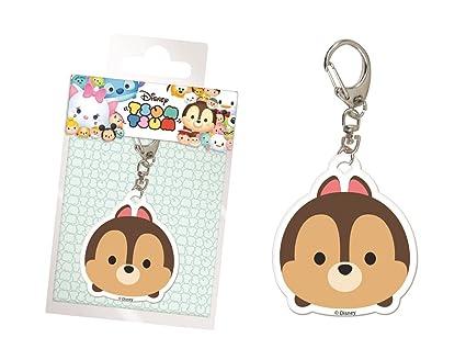 Disney Tsum Tsum Llavero - Chip Dale Chipmunk Llavero Diseño ...