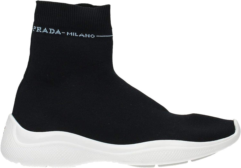 Sneakers Prada Mujer - Tejido (1T898IKNITBASIC2) EU