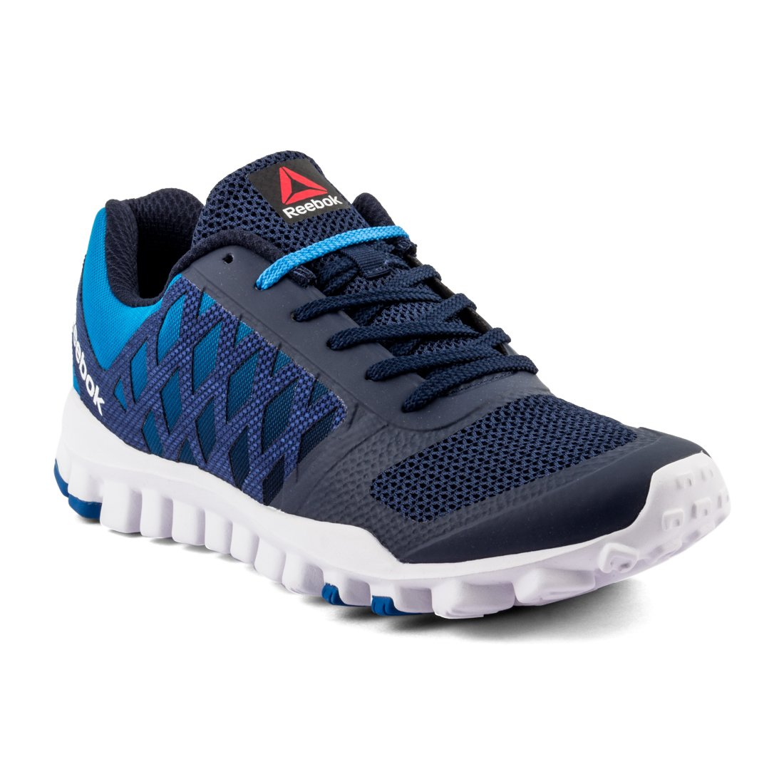 c21f8542f Reebok Realflex TR LP Men's Sports Running SHOE-UK-11: Buy Online at Low  Prices in India - Amazon.in