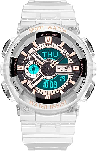 Reloj electronico Relojes Inteligentes, DUJIE Reloj Sanda Digital ...