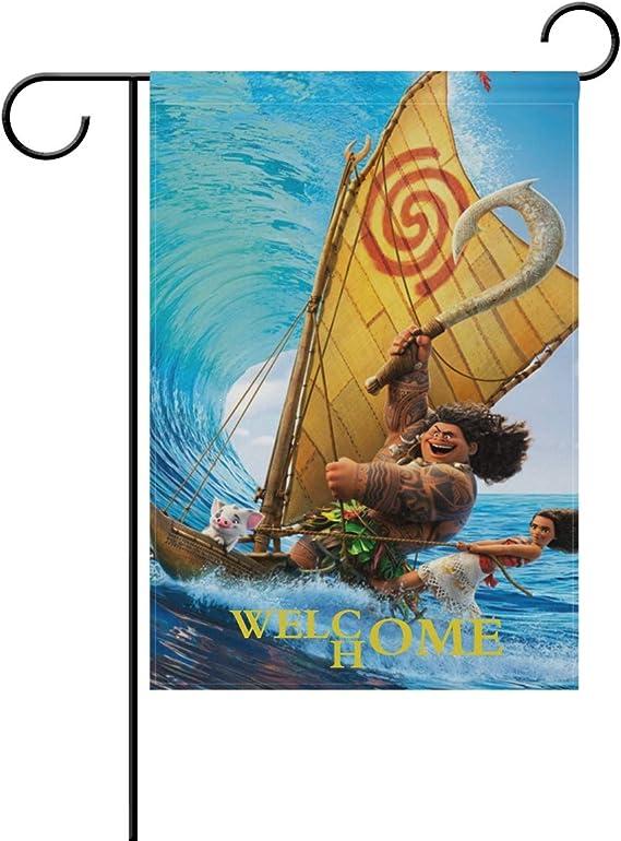 Amazon.com: Ocean Romance Moana Maui - Bandera de vela para ...