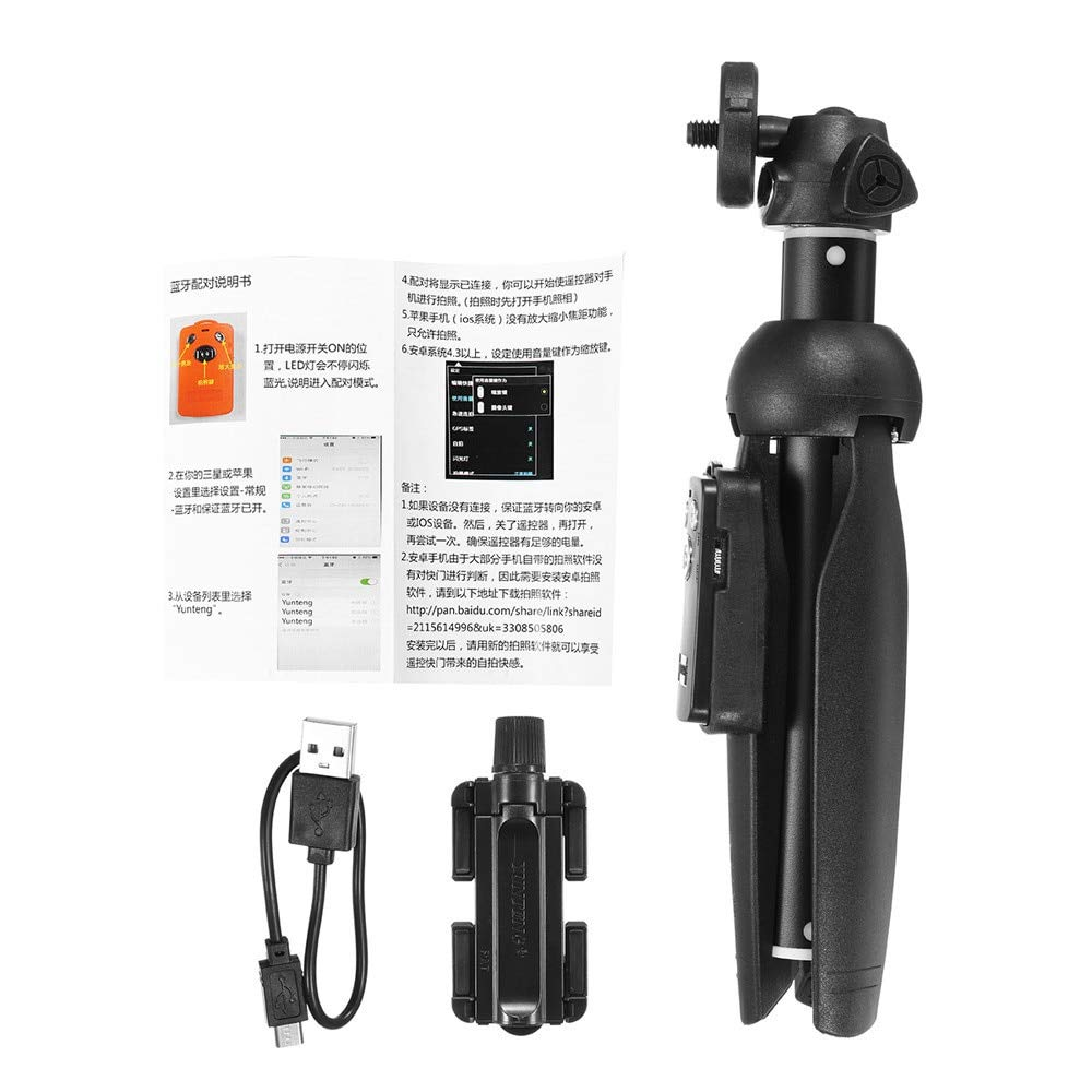 for DSLR Cameras Mengen88 Light Weight Aluminum Tripod Professional Travel Monopod with 1//4 Screw Fast Quick Release Plate Ball Head and Carry Bag