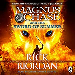 Magnus Chase and the Sword of Summer Audiobook
