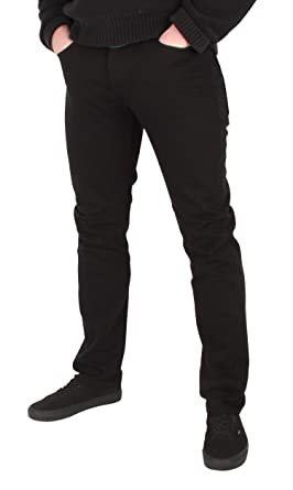 4d734aa1476 Levi's cm PRO 511 5PKT Jeans - Black Stay Dark: Amazon.co.uk: Clothing
