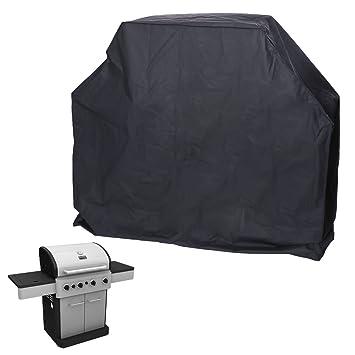 Funda protectora cubierta barbacoas de gas barbacoa móvil BBQ Barbecue 173 x 115 x 65 cm: Amazon.es: Jardín