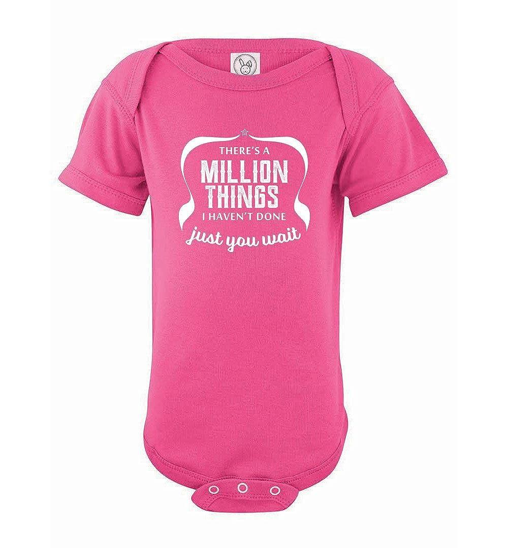 Amazon.com: Unique Funny Hamilton Quote Camisas millón de ...