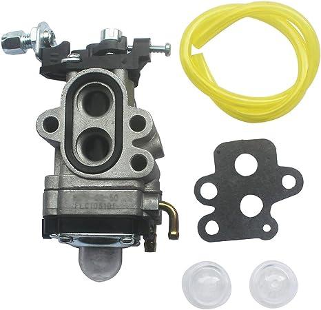 Carburetor Spark Plug For Walbro WYA-1-1 Redmax BCZ3060TS EZ25005 BCZ2400S Carb