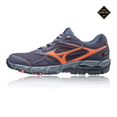 3ad126e7 Mizuno Wave Kien 4 Gore-TEX Women's Trail Running Shoes - SS18-4.5 Grey