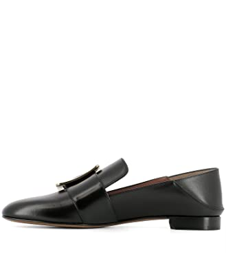 Bally Mocasines Para Mujer Negro Negro It - Marke Größe, Color Negro, Talla 35 IT - Marke Größe 35: Amazon.es: Zapatos y complementos