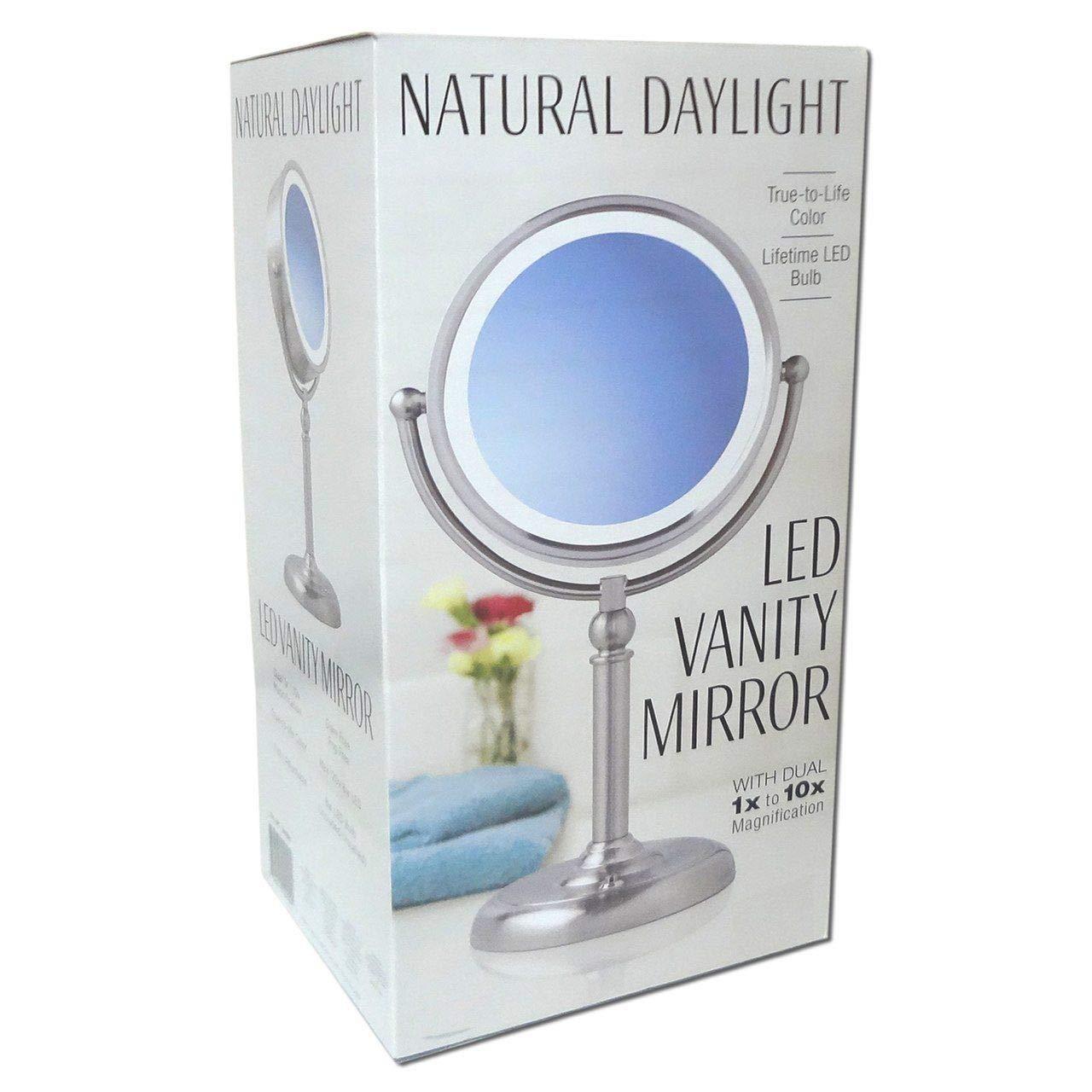 Natural Daylight LED Vanity Mirror