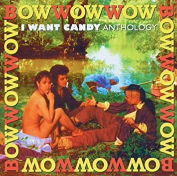 Mow wow candy