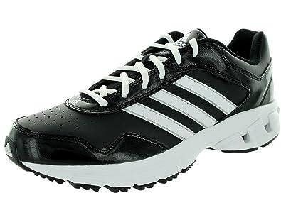 b65d6b2ec9e4 adidas Falcon Trainer 3 Mens Turf Shoe 10.5 Black-White