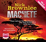 Machete by Nick Brownlee front cover