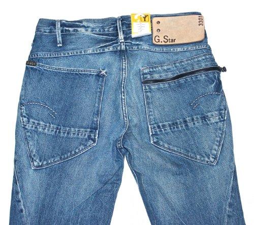 G-Star Arc Loose Tapered Curtis Denim Herren Jeans
