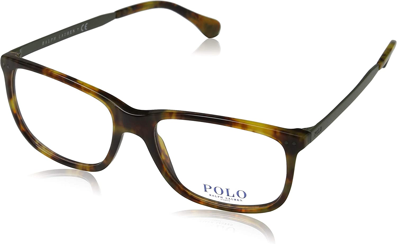Polo Ralph Lauren 0PH2171, Monturas de Gafas para Hombre, Marrón ...