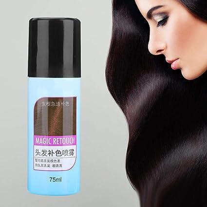 Aerosol para el color del cabello, efecto duradero, nutritivo ...