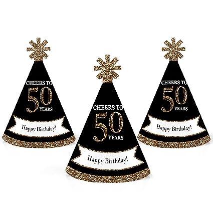 Big Dot Of Happiness Adult 50th Birthday