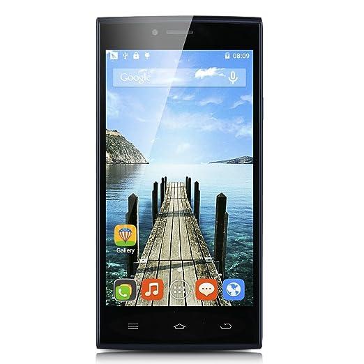205 opinioni per THL T6C Smartphone, 5.0 Pollici HD IPS Display Android 6.0 3G Telefono