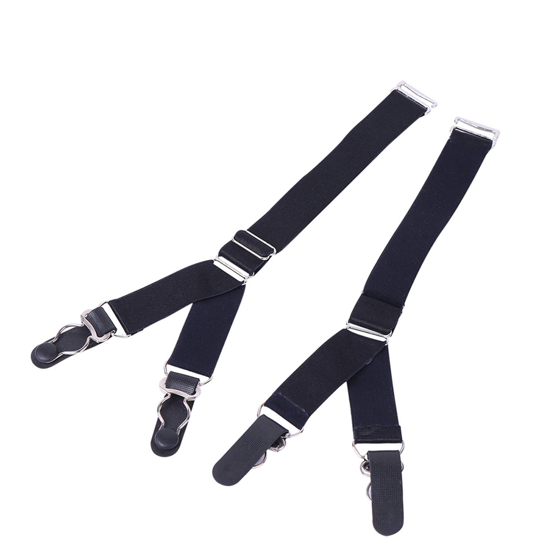 Straight Style /& Y Style Elastic Garter Belts Corset Holders Stockings Fastener Suspender