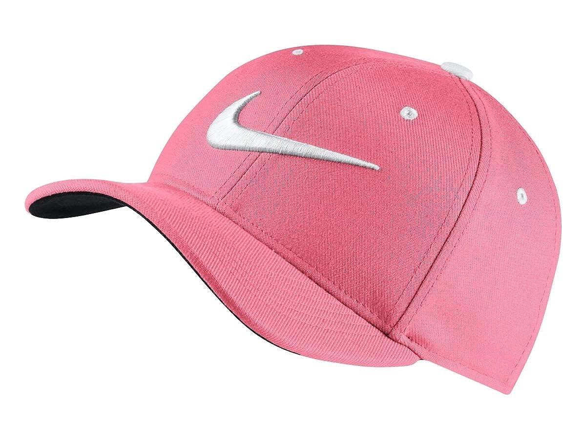 Nike Y Nk Arobill Clc99 Cap SF Wool Gorra, Unisex niños, Pink ...