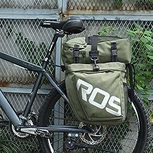 Amazon.com: Little-Tomato - Bolsa para bicicleta ...