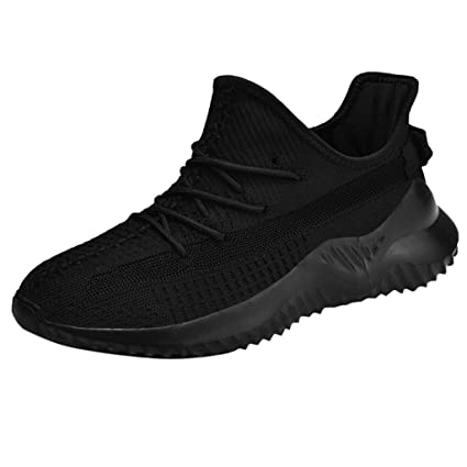 b494cbfa1b37b Amazon.com: JJLIKER Men's Mesh Sneakers Breathable Fashion Sports ...