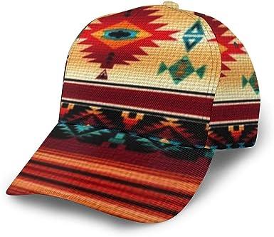 Liliylove Southwestern Gorra de béisbol Ajustable para Mujer ...