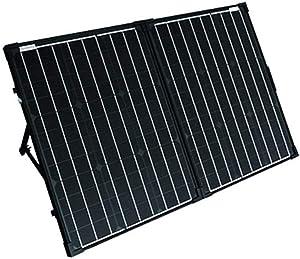 Image of a ACOPOWER 100 Watt Solar Panel Briefcase