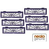 Neato Botvac Mikro-Filter Set - 6er Pack - Gegen Tierhaare und Allergie