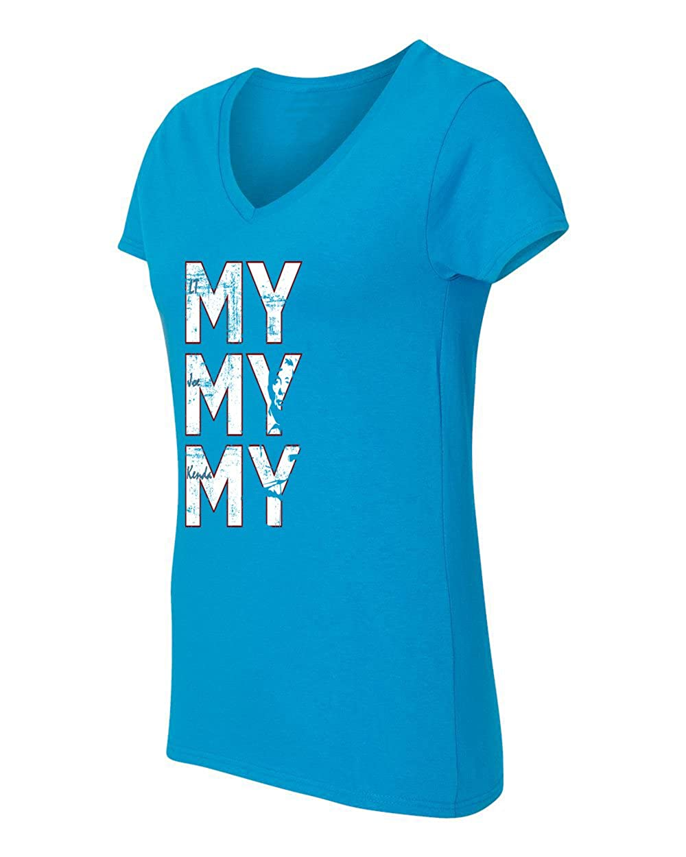 5c3b125498cfa Amazon.com  My LT. Joe Kenda - Tv Show Womens Vneck T-Shirt  Clothing