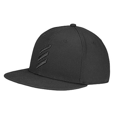 7e79efaa541 Amazon.com  adidas Adicross Flat Bill Hat Mens Adjustbale Golf Cap ...