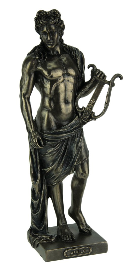 Veronese Design Apollo – Greek God of Light, Music and Poetry Statue