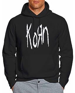 korn Hoodie Unisex Adults WF